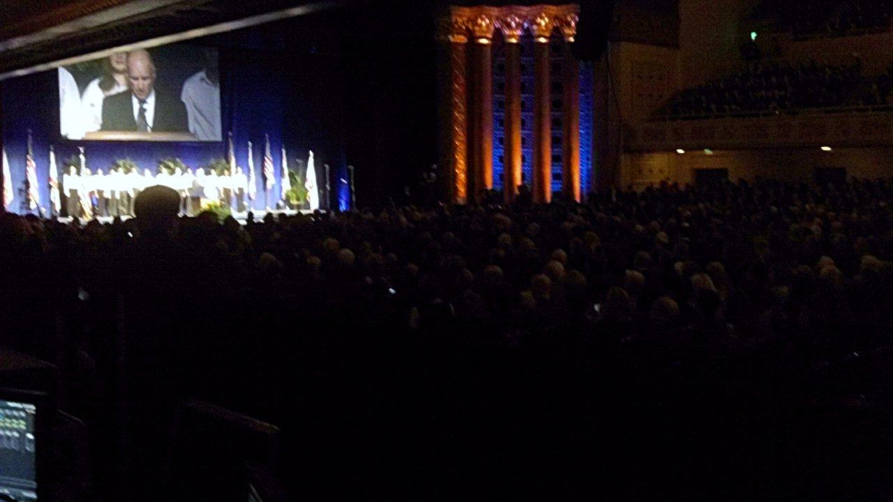Jerry Brown Inauguration 1